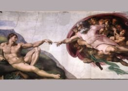 Rosângela Andrioli: Michelangelo e seus talentos