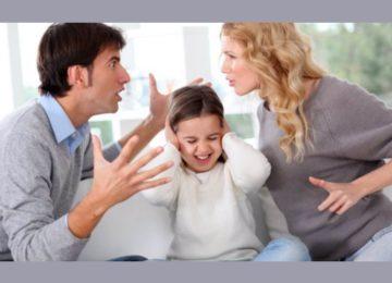 Lordello: Pais brigam e filhos sofrem
