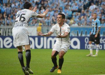 Sacheto: Corinthians cada vez mais forte no Brasileirão