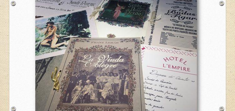 Fe Bedran – Arte na TV: Uma viagem ao passado