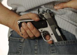 Lordello: Riscos do porte de arma à paisana