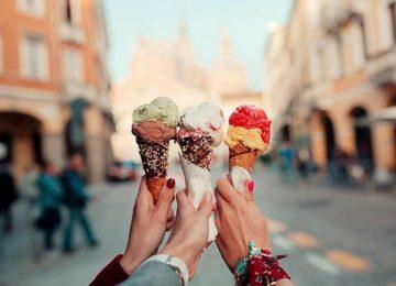 Rosangela Andrioli: O verdadeiro gelato italiano