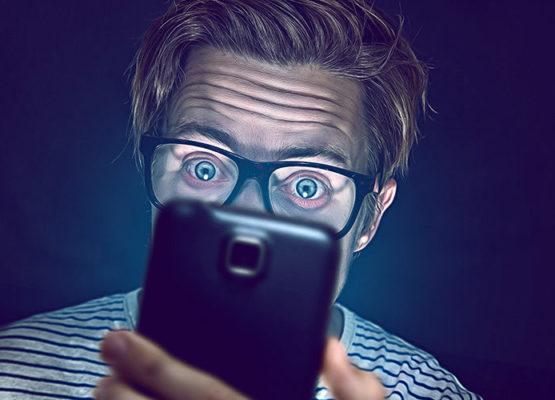 Lordello: Faça o teste e veja se você é dependente de celular
