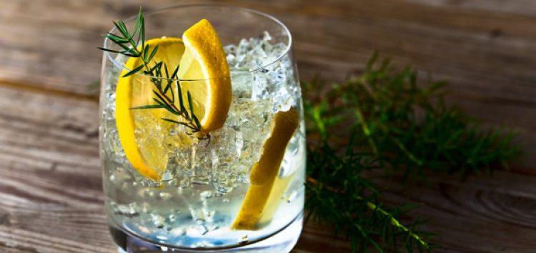 O gin ganhou, finalmente, minha admiração