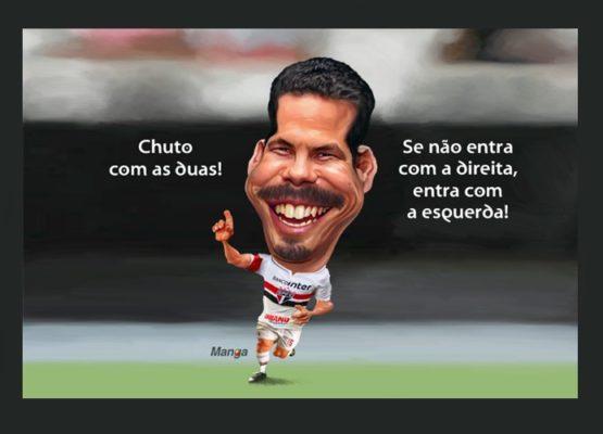 Clique e veja a animação de Hernanes do São Paulo