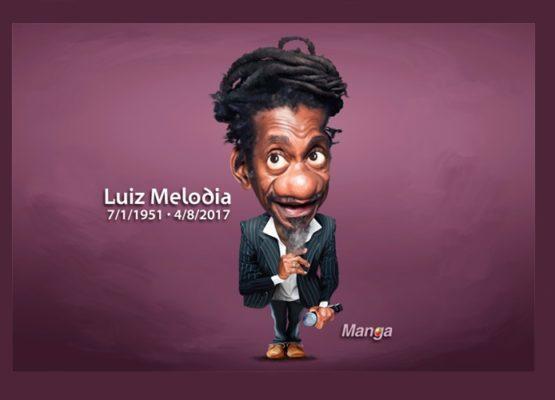 Clique e veja a charge animada de Luiz Melodia