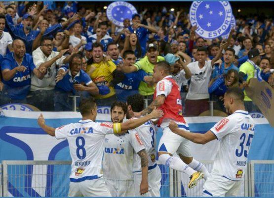 Sacheto: Cruzeiro e Flamengo revivem final da Copa do Brasil