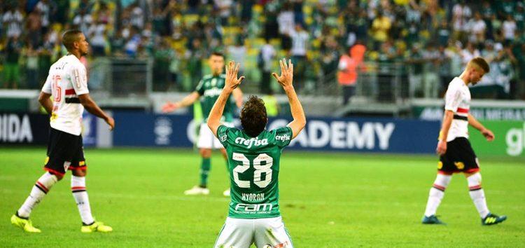 Sacheto: Palmeiras afunda ainda mais o São Paulo
