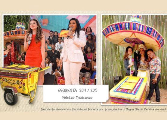 Fe Bedran – Arte na TV: O adereço-show
