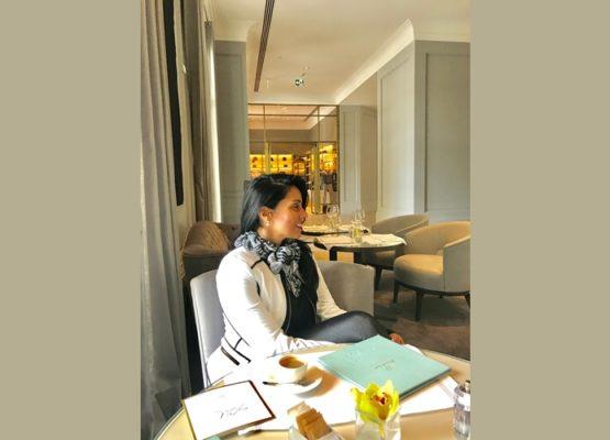 Dani Mollo 4 You: Estadia de luxo no Palácio Tangará