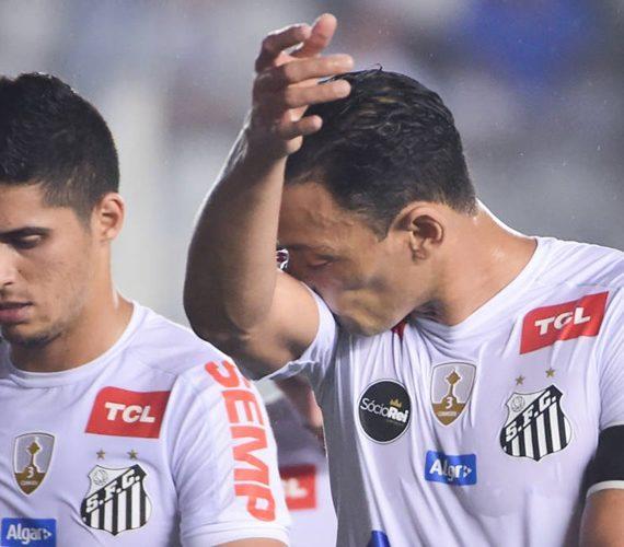 Sacheto: Santos dá vexame e Grêmio se mantém na Libertadores