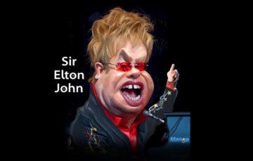 Clique e veja a novidade do Sir. Elton John