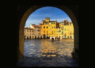 Ro Andrioli: Lucca e suas surpresas