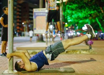 Fitness: Exercícios calistênicos e Dica do Coach Guto