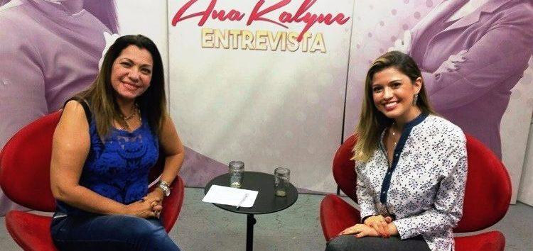 Flávia Andreoli: Confira minha entrevista completa na All TV