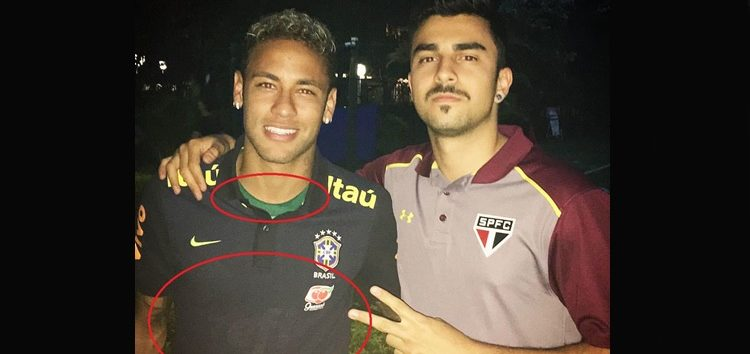 Luiz Andreoli: Acabou o suspense, Neymar é palmeirense!!