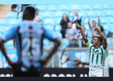 Andreoli: Palmeiras cresce no retrovisor do Corinthians