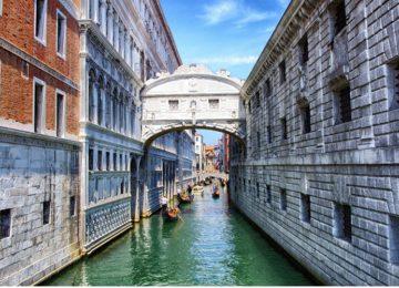 Ro Andrioli: Os encantos e mistérios da Ponte dos Suspiros