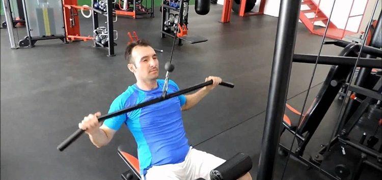 Fitness: Puxada com barra e Dica do Coach Guto