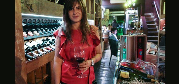 Daiany Barbosa: Vinho reserva e reservado