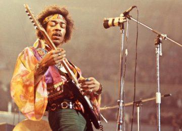 Clique e veja a homenagem a Jimi Hendrix