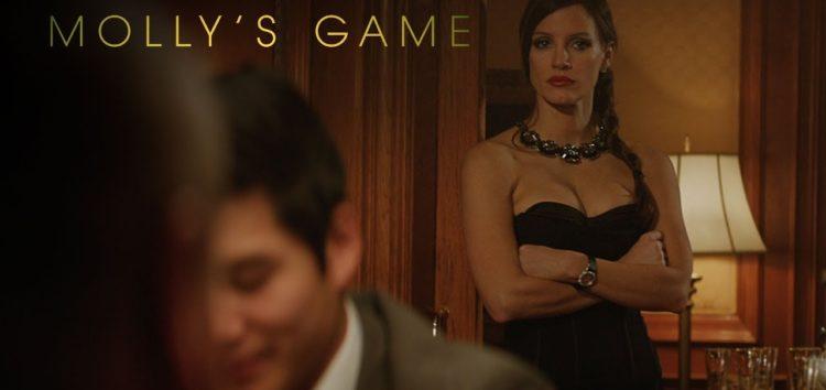 Crítica: A Grande Jogada (Molly's Game)