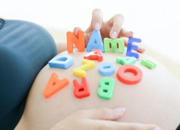 Flávia Andreoli: Influências para nomes de bebês em 2017