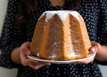 Ro Andrioli: O delicioso Pandoro italiano