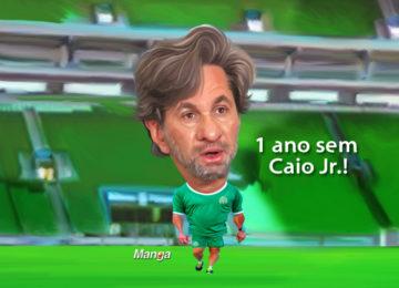Manga: Veja a charge em homenagem a Chape na Libertadores