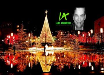 Feliz Natal é o que deseja o Portal do Andreoli
