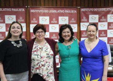 Lilian Schiavo: Encontro de lideranças femininas