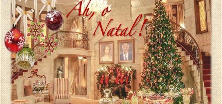 Fe Bedran – Arte na TV: Ah, o Natal!