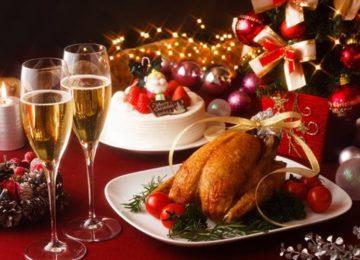 Gio Giacomini: Não exagere na Ceia de Natal