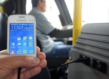 Lordello: Os perigos de carregar o celular em local público