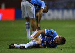 Cillo: O corpo padece para quem joga futebol profissionalmente