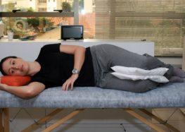 Fitness: Postura para dormir