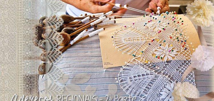 Fe Bedran: Rendas em Festa – Adereço nas novelas regionais-Parte2