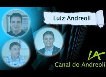 O Canal do Andreoli youtube.com/CanaldoAndreoli está bombando: INSCREVA-SE!!