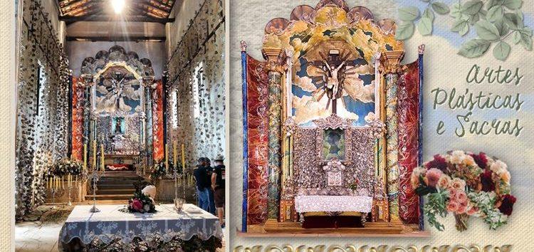 Fe Bedran: Artes Sacras e Plásticas em Velho Chico