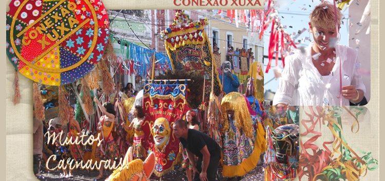 Fe Bedran: Carnaval nos programas de TV