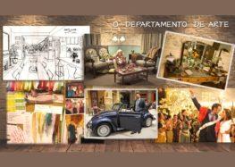 Fe Bedran: Os caminhos da Produção de Arte