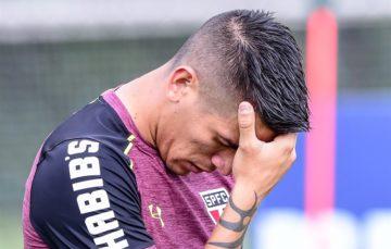 Cillo: Centurion do São Paulo mudou na Argentina