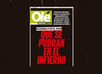 Cillo: A Argentina e a prostituição no futebol de base
