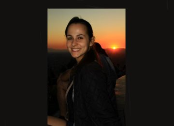 Marina Gimenez Parra estreia coluna Arriba, Espanha!