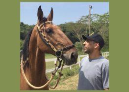 Flávia Raucci: Campeão no vôlei e na vida