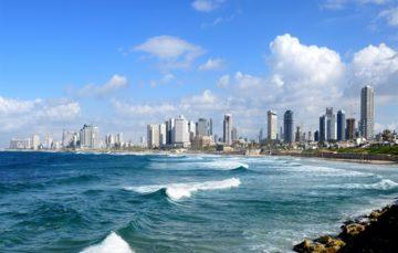 Arles Ximenes: Tudo de bom em Tel Aviv, Israel