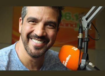 Flávia Raucci: Humor e amor fazem dele um grande locutor