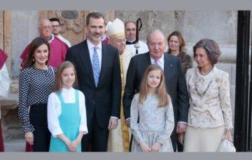 Marina Parra: Farpas na realeza espanhola