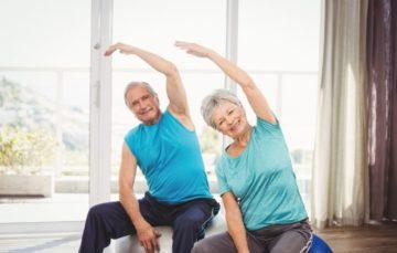 Fitness: Treinamento para idosos
