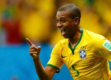 Manga: Clique e veja a charge de Fernandinho da Seleção